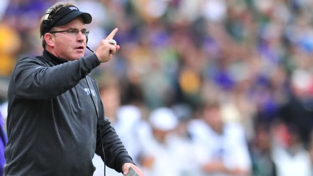 TCU Gary Patterson contract extension