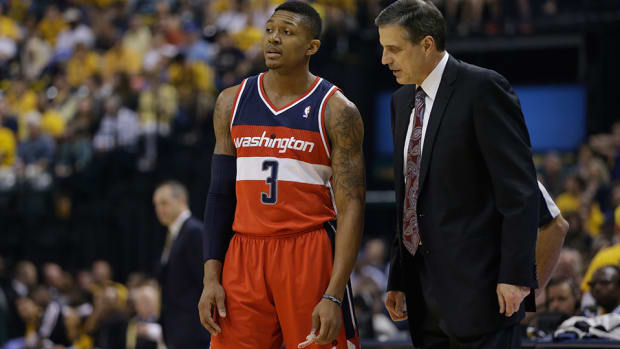 Bradley Beal wrist injury