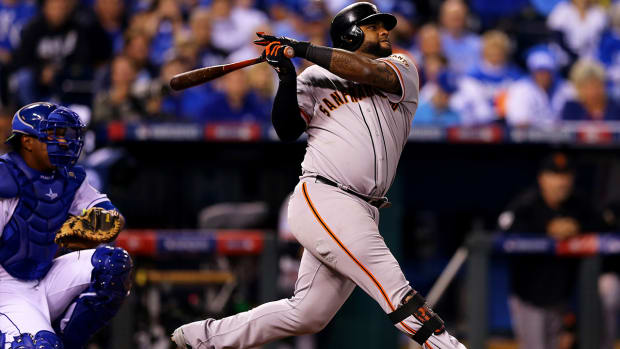What team is the best fit for Pablo Sandoval? - Image