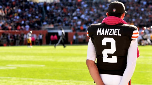 Will the Browns trade Johnny Manziel?