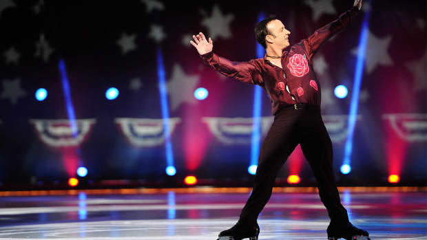 The many blades of Olympic gold medalist Brian Boitano - Image