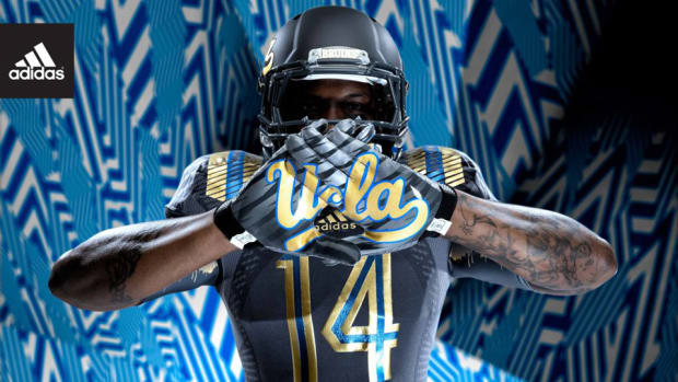 ucla uniforms top