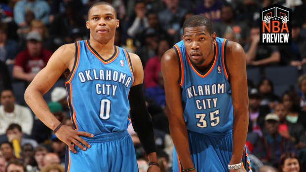 Kevin Durant Northwest preview