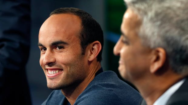 Landon Donovan Press conference