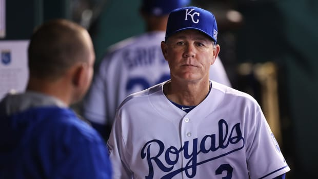 Will Yost coach Royals out of playoffs?