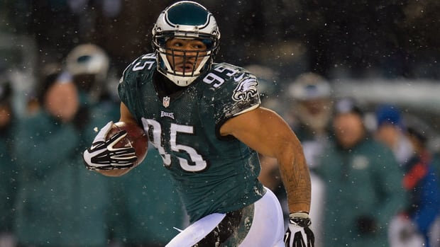 Eagles LB Mychal Kendricks out for Rams game