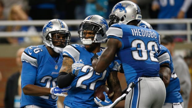 detroit lions James Ihedigbo glover quin best safeties