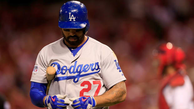 Mike Piazza dishes on the Dodgers