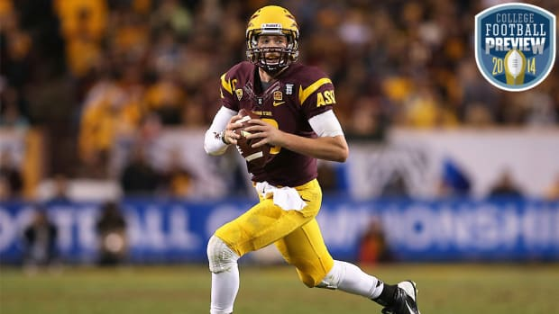 Taylor Kelly Arizona State cfb preview