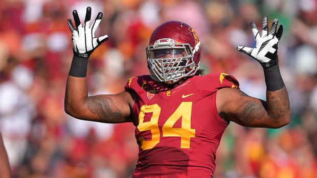 USC DT Leonard Williams declares for NFL draft IMAGE