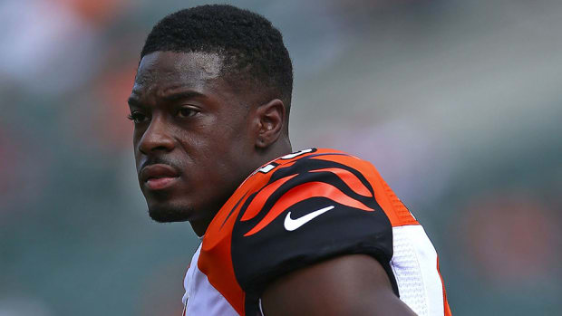 bengals aj green toe injury out vs colts