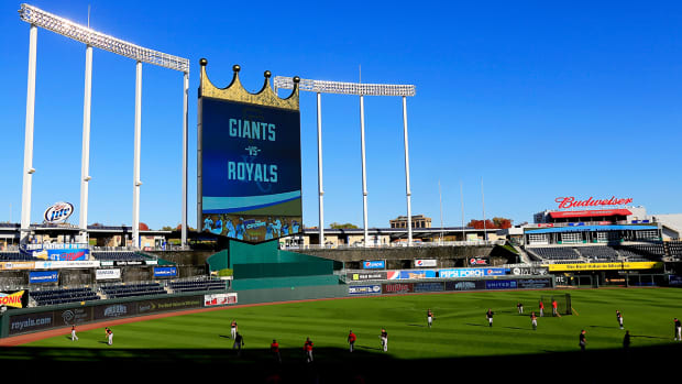 Will home field advantage make a difference for Royals? - Image
