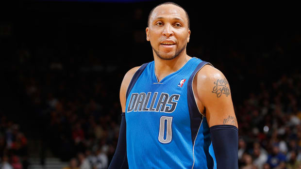 Shawn Marion Dallas Mavericks