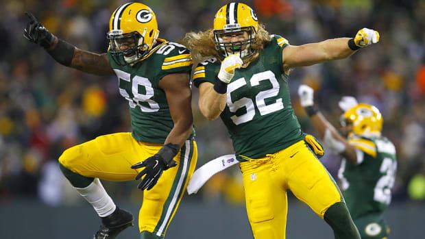 NFL Week 13 Snaps Clay Matthews Sam Barrington