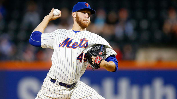 Matt Harvey: How young rotation could make Mets a contender  - Image