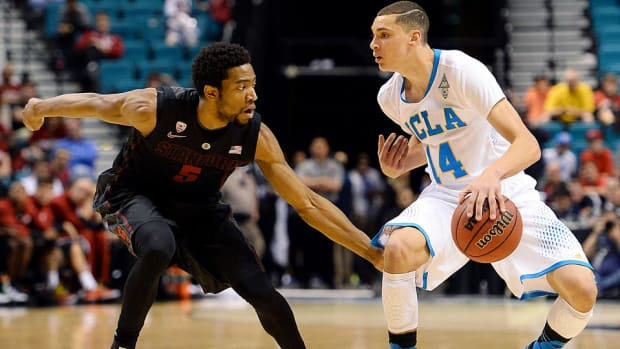 Zach LaVine 2014 NBA Draft