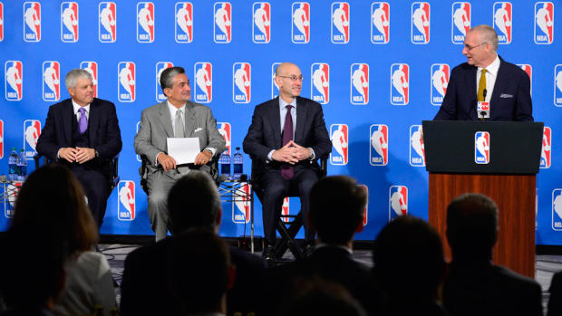 NBA tv deal