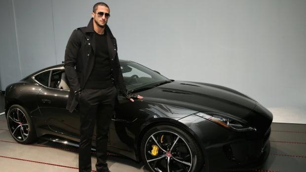 Colin Kaepernick voted NFL's most stylish player