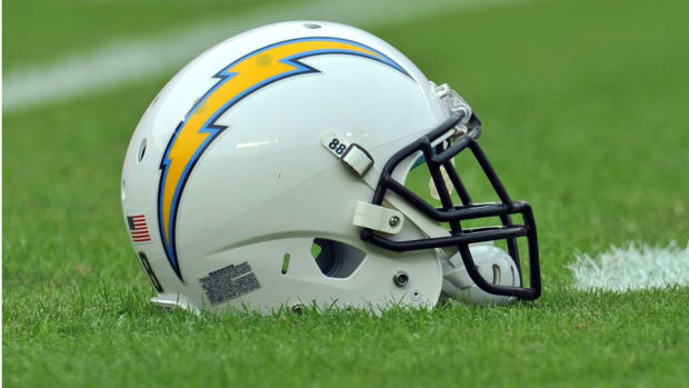 chargers announced suspended