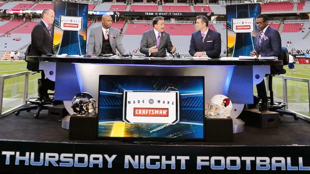NFL Network Thursday Night Football Set