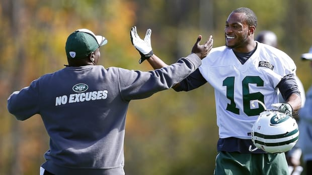 Percy Harvin: I'm not a perfect person