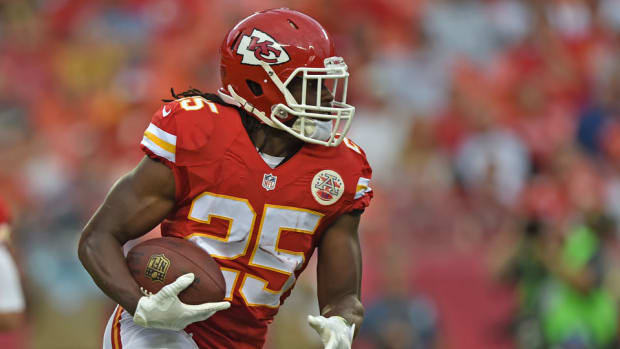 chiefs jamaal charles active patriots
