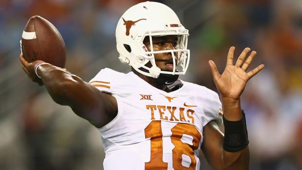 Tyrone Swoopes Texas QB