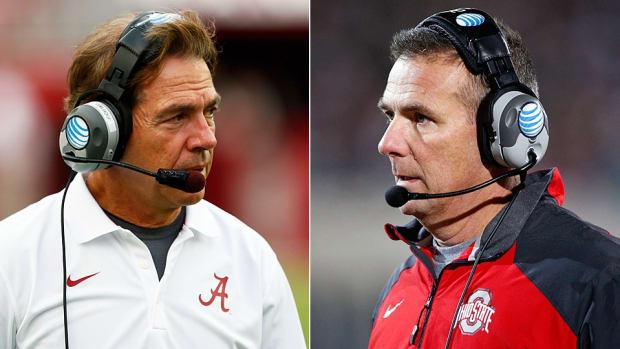 Urban Meyer vs. Nick Saban: Who has the coaching advantage? - image