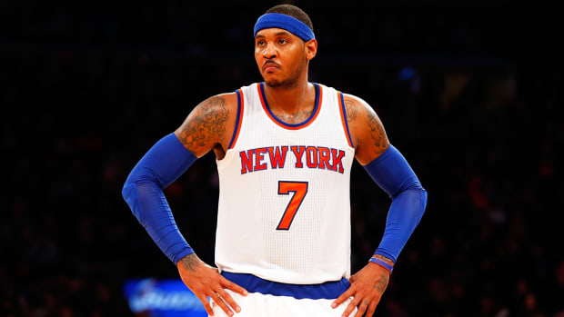 Why haven't the Knicks shut down Melo? - Image