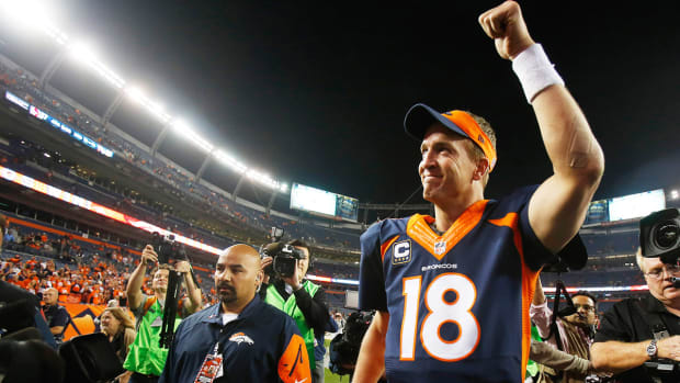 Is Peyton Manning the best quarterback ever?