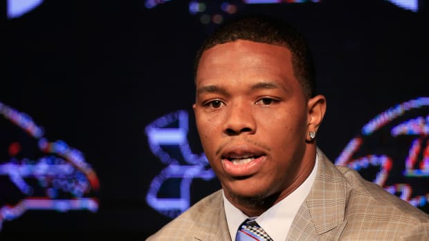The NFL expects a ruling in Ray Rice's appeal by Thanksgiving.