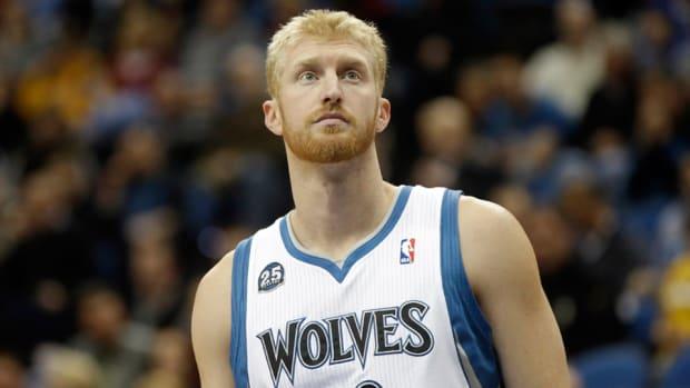 Chase Budinger Timberwolves