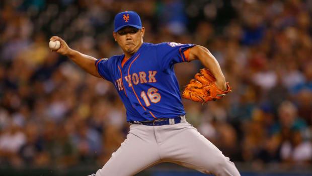 Daisuke Matsuzaka Mets
