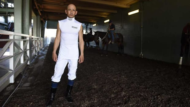 Mike Smith Breeders' Cup