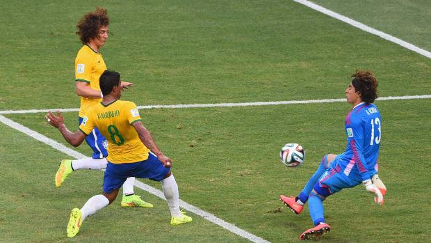 Guillermo Ochoa Brazil Save
