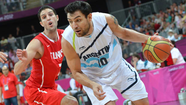 Carlos Delfino Argentina