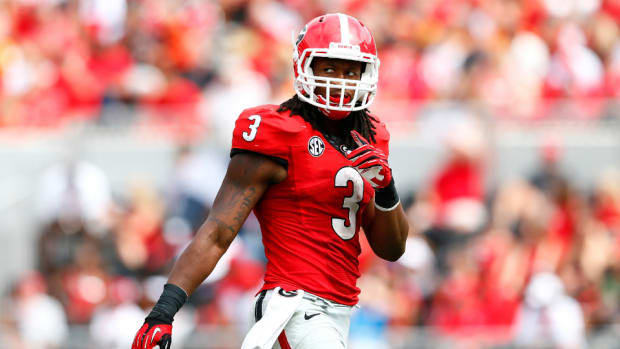 Georgia RB Todd Gurley