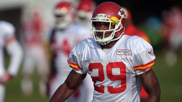 Chiefs S Eric Berry