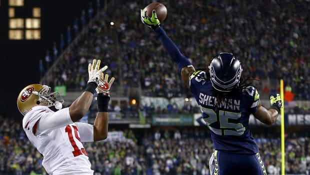 Richard Sherman headlines NFL's top 10 cornerbacks