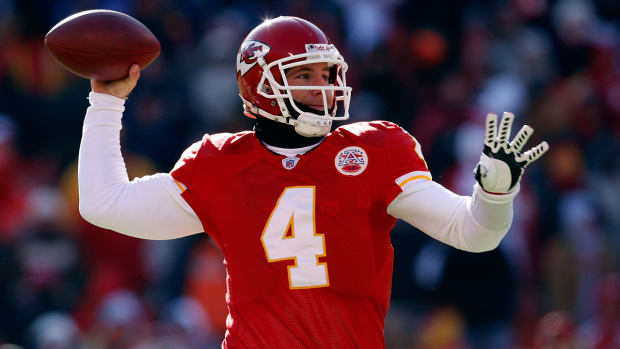 Former Chiefs QB Tyler Thigpen arrested on DUI charges IMAGE