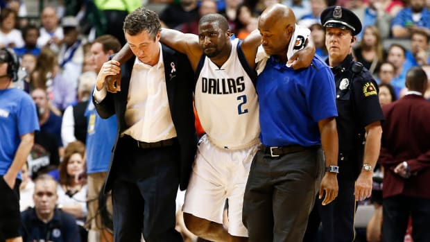 Mavericks guard Raymond Felton to start suspension when healthy
