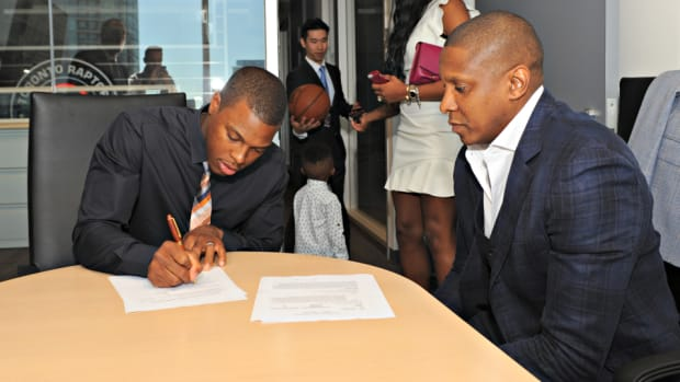 kyle lowry contract