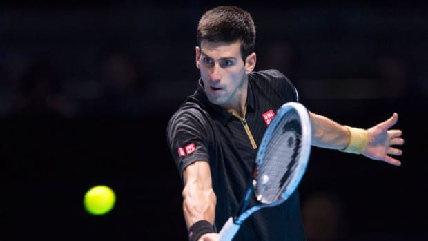 Novak Djokovic world no 1 2014
