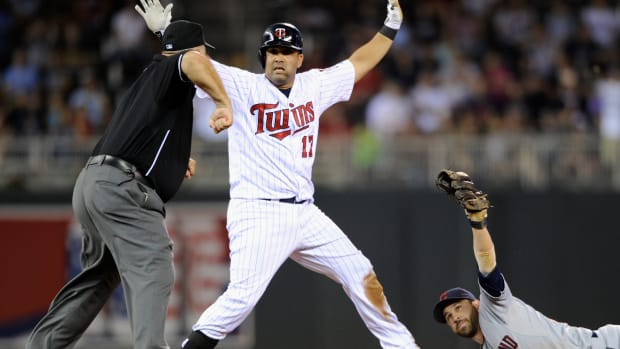 Kendrys Morales minnesota twins trade