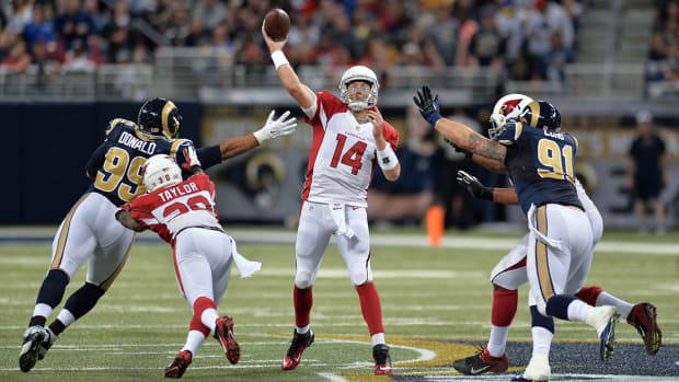 Ryan Lindley to start for Cardinals Sunday IMAGE