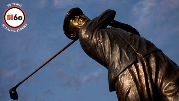 Ben Hogan statue top new