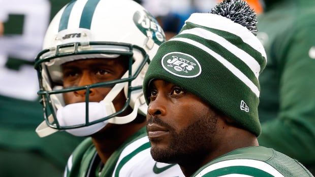 Report: Rex Ryan wanted Michael Vick to start over Geno Smith IMAGE