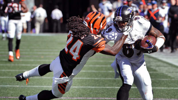 Baltimore Ravens Steve Smith calls out Carolina Panthers