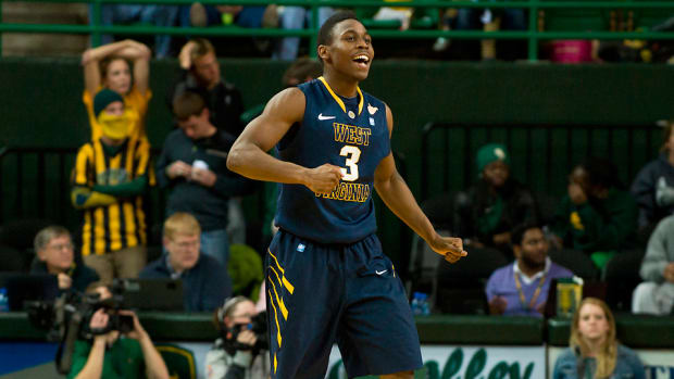 Juwan Staten big 12 media day story top