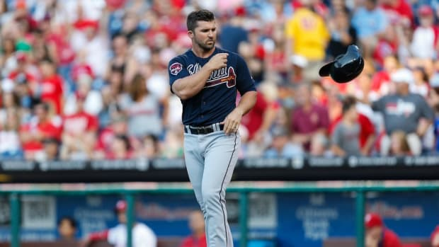 Dan Uggla could be on the move
